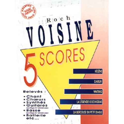 MUSICOM VOISINE ROCH - 5 SCORES