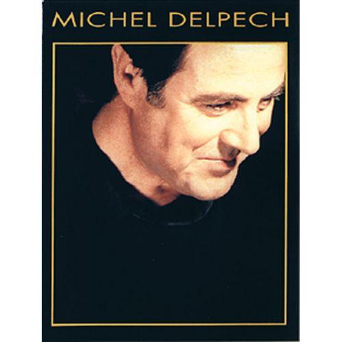 MUSICOM DELPECH MICHEL - LIVRE D'OR - PIANO, CHANT