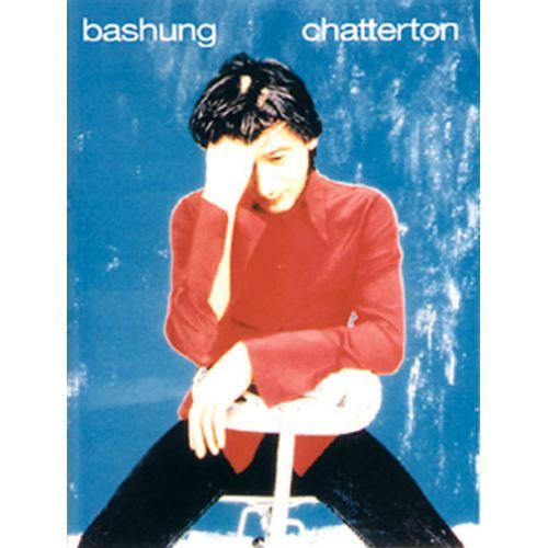 MUSICOM BASHUNG ALAIN - CHATTERTON - PIANO, CHANT