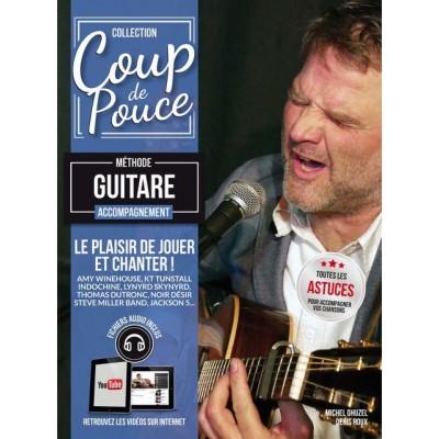COUP DE POUCE ROUX DENIS - COUP DE POUCE ACCOMPAGNEMENT GUITARE + FICHIER AUDIO ET VIDEO