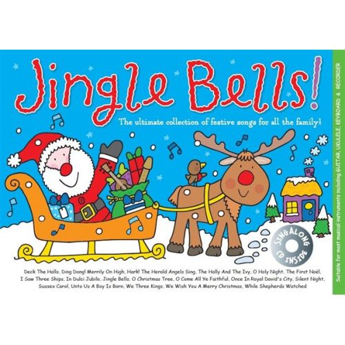 MUSIC SALES MUSIC FOR KIDS - JINGLE BELLS - MELODY LINE, LYRICS AND CHORDS