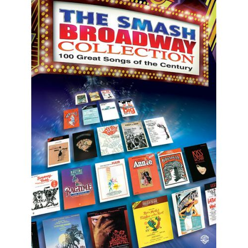 ALFRED PUBLISHING SMASH BROADWAY COLLECTION - PVG