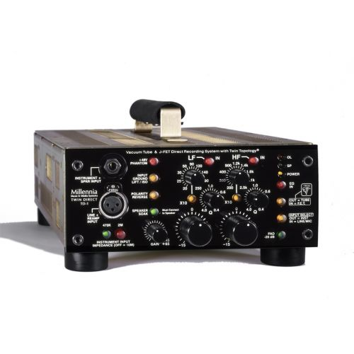 MILLENNIA MEDIA TD-1 - PREAMPLIFIER ACTIVE D.I. BOX