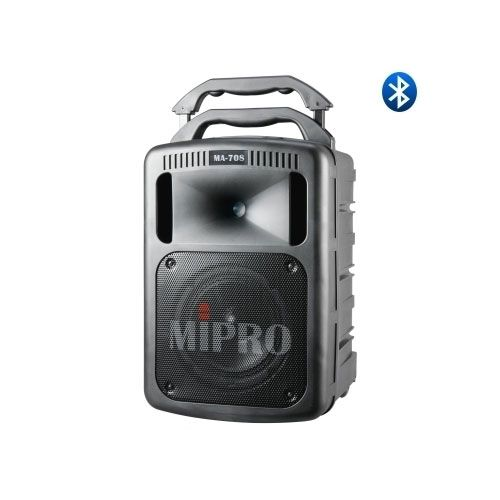 MIPRO MA708 PAD 190W + LECTEUR CD MP3 AKTIV