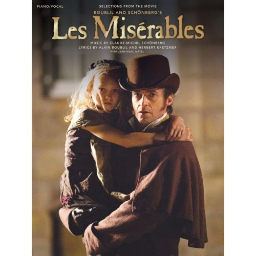 WISE PUBLICATIONS LES MISERABLES SELECTIONS FROM THE MOVIE - PVG