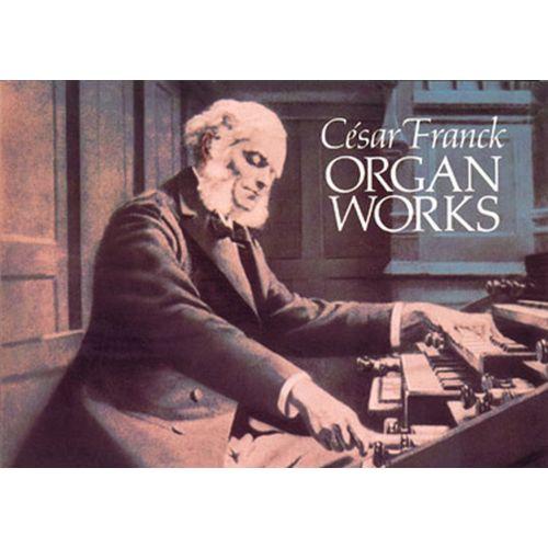 DOVER FRANCK C. - ORGAN WORKS