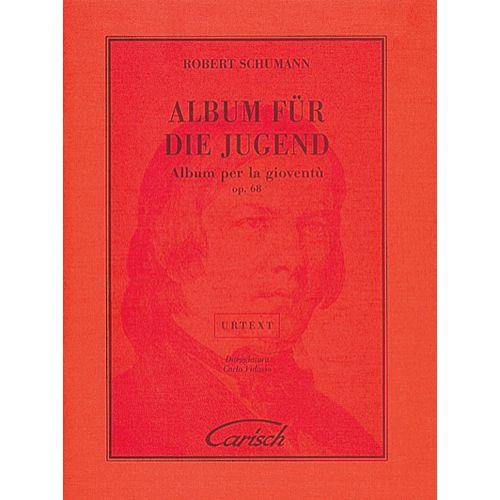 CARISCH SCHUMANN ROBERT - ALBUM PER LA GIOVENTU' DITEGGI - PIANO