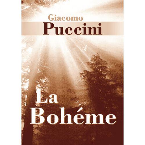 CARISCH PUCCINI GIACOMO - MA BOHEME