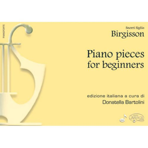 CARISCH BIRGISSON S.S. - PIANO PIECES FOR BEGINNERS - PIANO