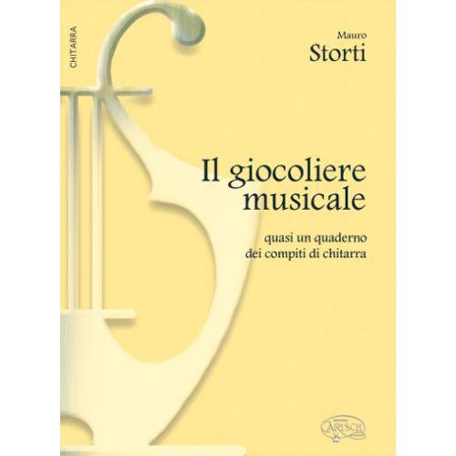 CARISCH STORTI MAURO - GIOCOLIERE MUSICALE - GUITARE