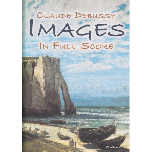 DOVER DEBUSSY C. - IMAGES - CONDUCTEUR