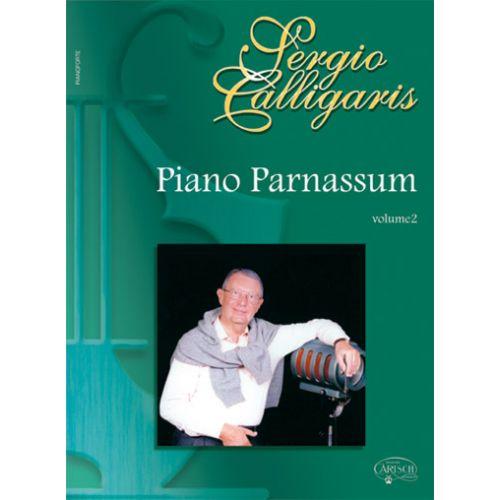 CARISCH CALLIGARIS SERGIO - PIANO PARNASSUM VOL. 2 - PIANO