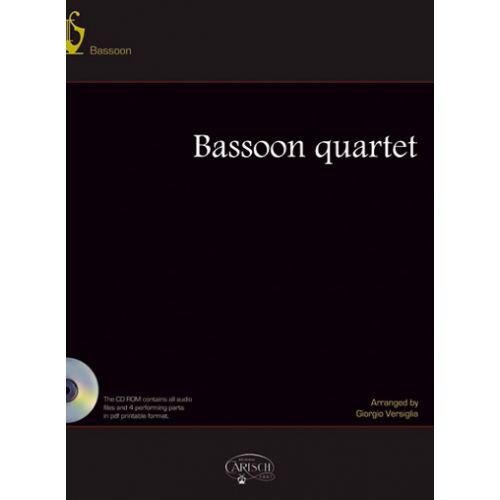 CARISCH BASSOON QUARTET + CD
