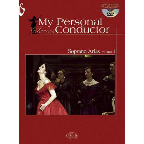 CARISCH MY PERSONNAL CONDUCTOR + DVD - VOIX SOPRANO