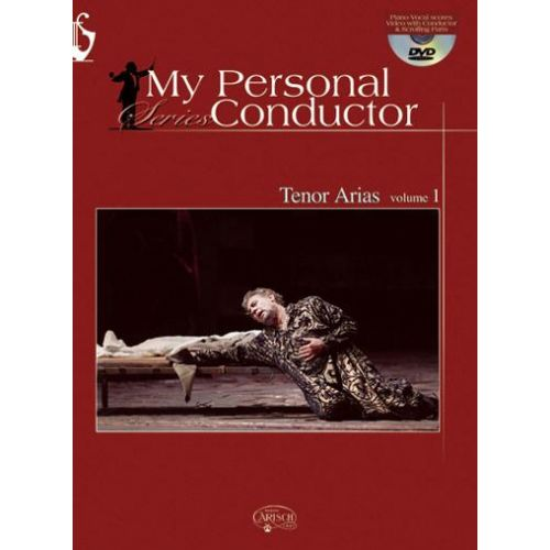 CARISCH MY PERSONNAL CONDUCTOR + DVD, VOL. 1 - VOIX TENOR