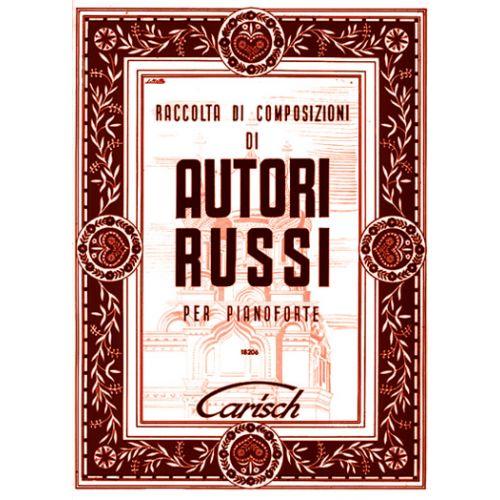 CARISCH AUTORI RUSSI (MORONI) - PIANO
