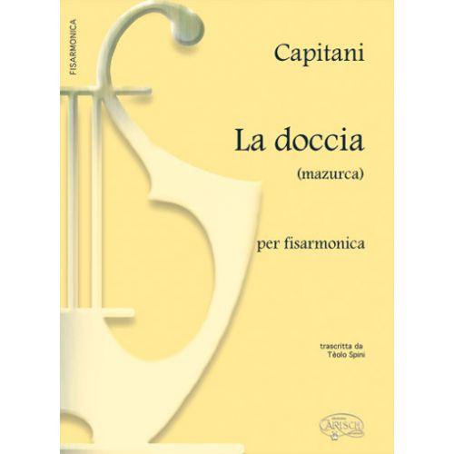 CARISCH CAPITANI G.C. - LA DOCCIA - ACCORDEON