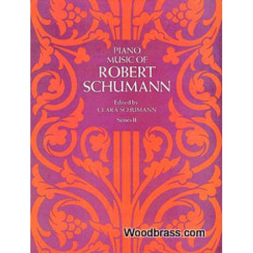 DOVER SCHUMANN R. - PIANO MUSIC SERIES 2