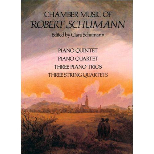 DOVER SCHUMANN R. - CHAMBER MUSIC