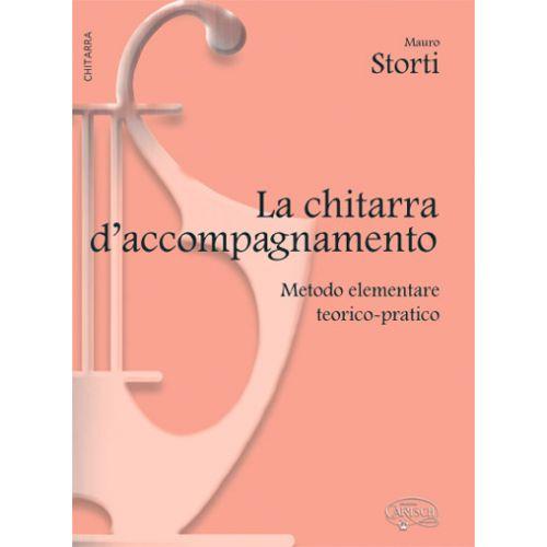 CARISCH STORTI MAURO - CHITARRA ACCOMPAGNAMENTO - GUITARE