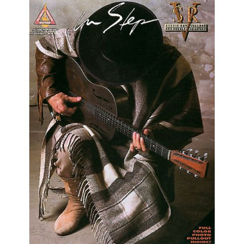HAL LEONARD VAUGHAN STEVIE RAY - IN STEP - GUITAR TAB
