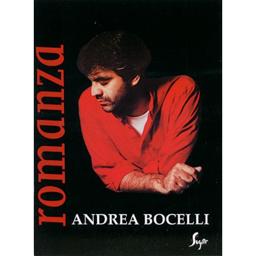 CARISCH BOCELLI ANDREA - ROMANZA - PAROLES ET ACCORDS