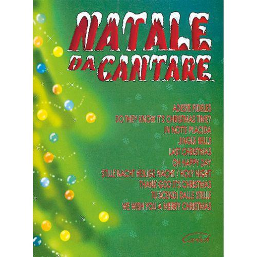 CARISCH NATALE DA CANTARE - PIANO
