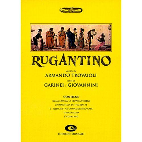 CARISCH TROVAJOLI ARMANDO - RUGANTINO - PVG