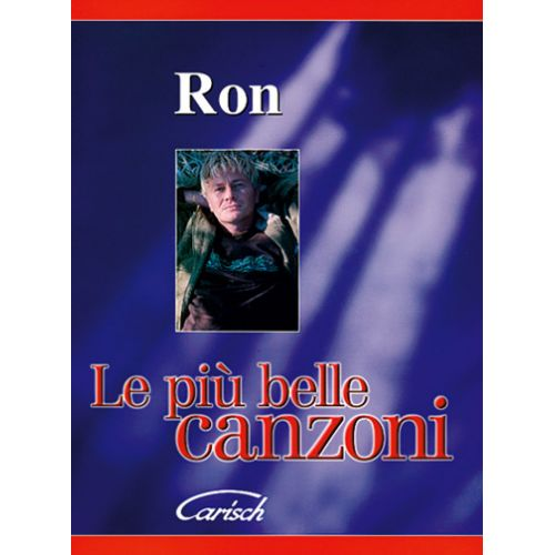 CARISCH RON - PIU' BELLE ALBUM - PAROLES ET ACCORDS