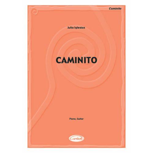 CARISCH IGLESIAS JULIO - CAMINITO - GUITARE, PIANO