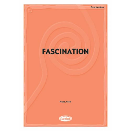 CARISCH FASCINATION - PIANO, CHANT