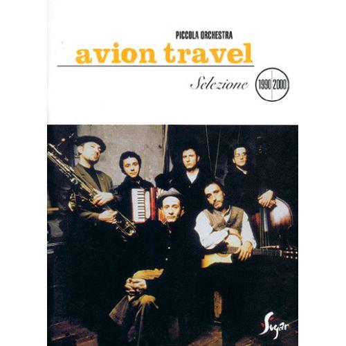 CARISCH AVION TRAVEL - SELEZIONE 1990-2000 - PVG