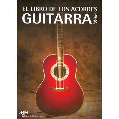 MUSIC DISTRIBUCION LIBRO DE LOS ACORDES GUITARRA - GUITARE