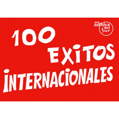 MUSIC DISTRIBUCION 100 EXITOS INTERNACIONALES - PAROLES ET ACCORDS