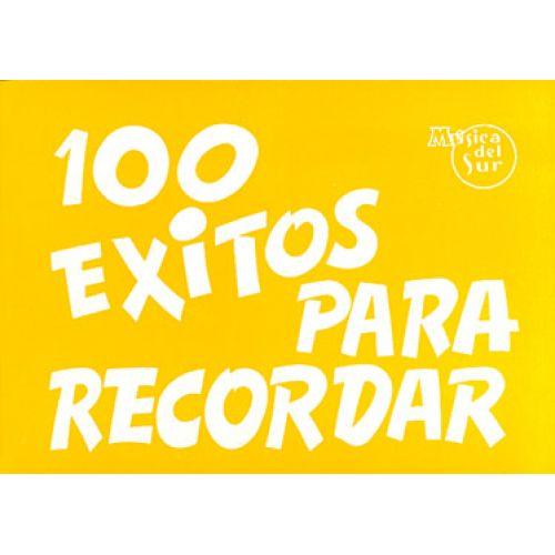 MUSIC DISTRIBUCION 100 EXITOS PARA RECORDAR - PAROLES ET ACCORDS