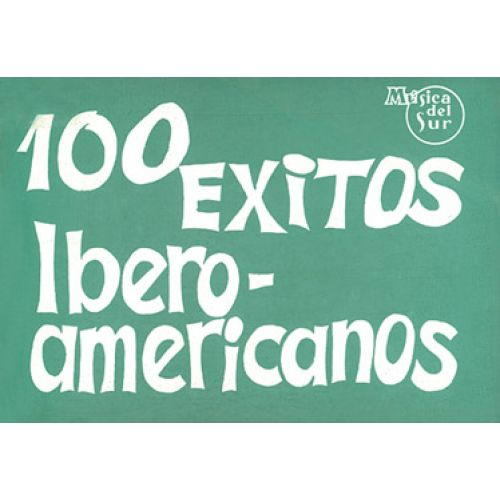 MUSIC DISTRIBUCION 100 EXITOS IBERO-AMERICANOS - PAROLES ET ACCORDS