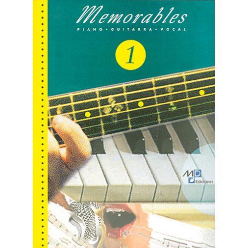 MUSIC DISTRIBUCION MEMORABLES VOL.1 - PVG