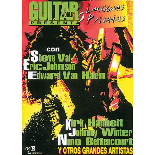 MUSIC DISTRIBUCION LECCIONES PRIVADAS - GUITARE