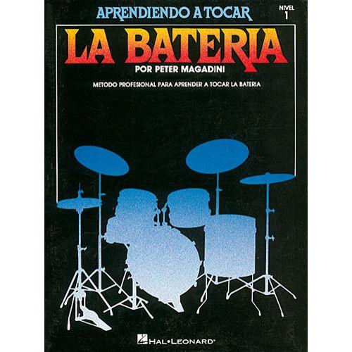 MUSIC DISTRIBUCION MAGADINI P. - APRENDIENDO A TOCAR LA BATERIA - BATTERIE