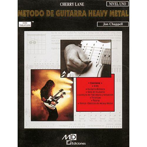 MUSIC DISTRIBUCION CHAPPELL JON - HEAVY METAL VOL.1 - GUITARE