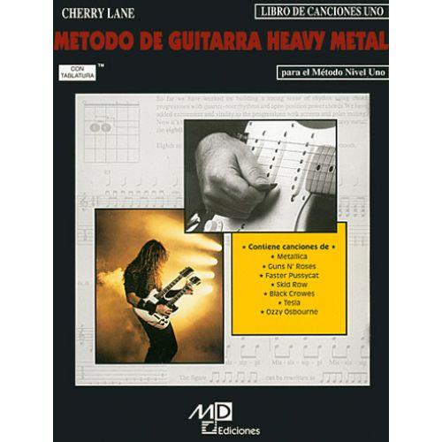 MUSIC DISTRIBUCION HEAVY METAL VOL.1 - GUITARE