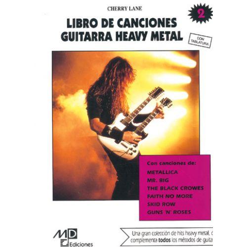 MUSIC DISTRIBUCION HEAVY METAL VOL.2 - GUITARE