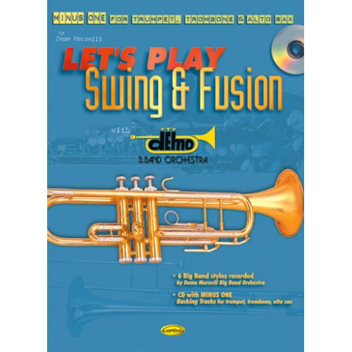 CARISCH MORSELLI DEMO - LET'S PLAY SWING E FUSION + CD - PETIT ORCHESTRE