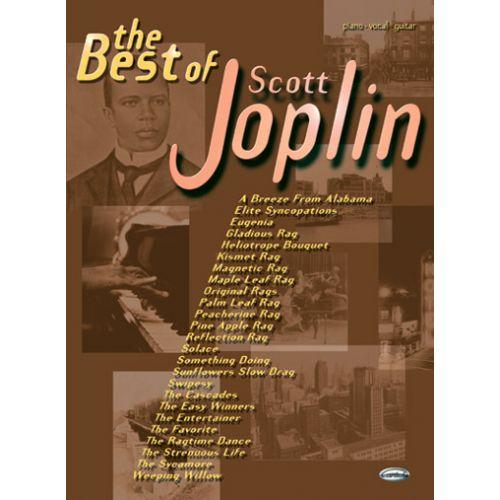 CARISCH JOPLIN SCOTT - BEST OF - PVG