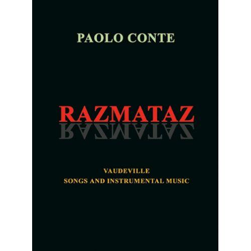 CARISCH CONTE PAOLO - RAZMATAZ - PIANO