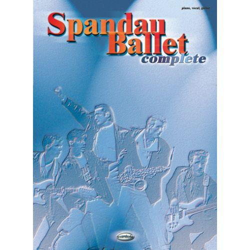 CARISCH SPANDAU BALLET COMPLETE - PVG