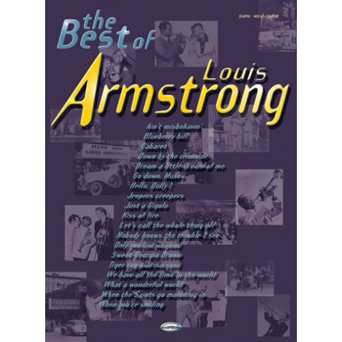CARISCH ARMSTRONG LOUIS - THE BEST OF - PVG