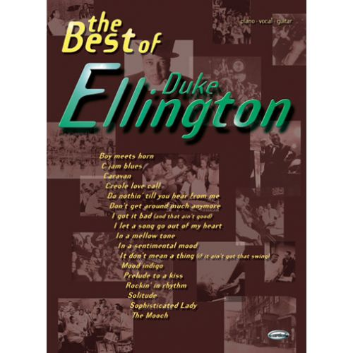 CARISCH ELLINGTON DUKE - BEST OF - PVG