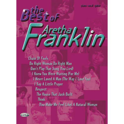 CARISCH FRANKLIN ARETHA - BEST OF - PVG
