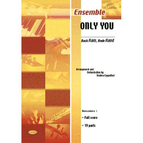 CARISCH RAND RAM - ONLY YOU - ENSEMBLE MUSICAL